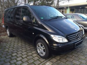 Mercedes-Benz Vito Long АКПП