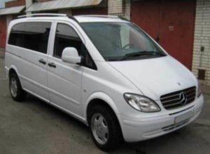 Mercedes Vito Long