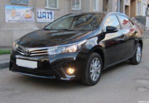Прокат Тойота (Toyota Corolla)
