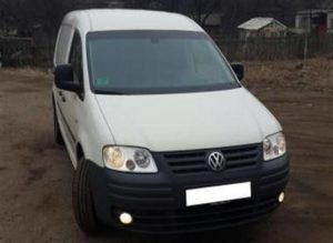 VOLKSWAGEN CADDY (грузовой)