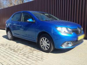 Renault Logan 2017 Гродно
