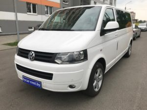 Volkswagen T5 Long 2010